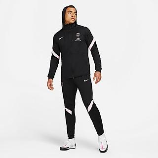 Nike Paris Saint Germain Strike Hooded Trainingspak Heren