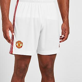 adidas Manchester United FC 2021/22 Thuis Voetbalshorts Heren
