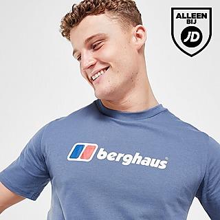 Berghaus Large Logo T-shirt Heren