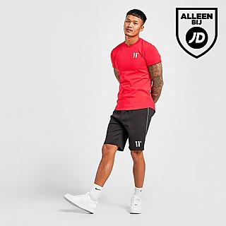 11 Degrees Poly Shorts Heren