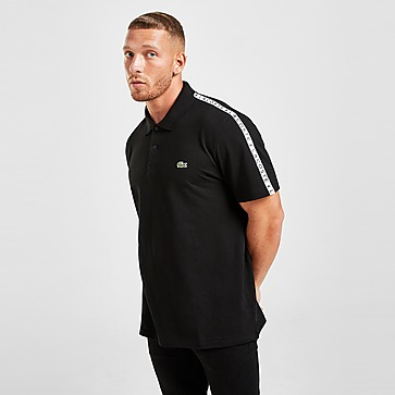 Lacoste Tape Polo Shirt Heren