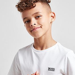 BOSS Small Logo T-shirt Kinderen