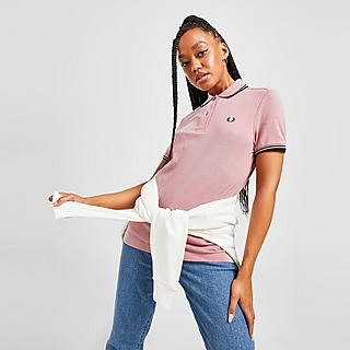 Fred Perry Twin Tip Polo Dames