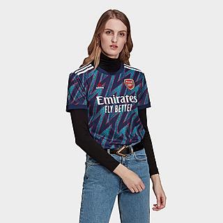adidas Arsenal FC 2021/22 Third Shirt Dames