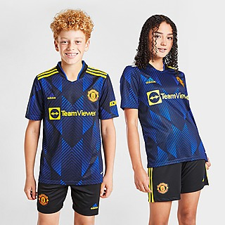 adidas Manchester United FC 21/22 Derde Shirt Junior