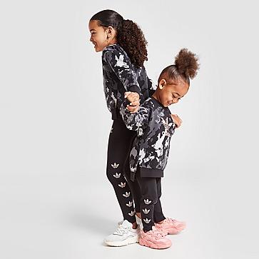 adidas Originals Tie Dye Crew Trainingspak Baby's