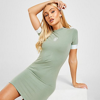 SikSilk Tape Fitted Dress