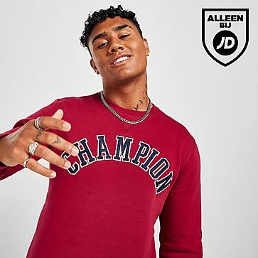 Champion Collegiate Logo Sweatshirt