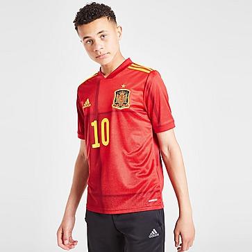 adidas Spain 2020 Thiago #10 Home Shirt Junior