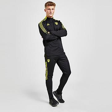 adidas Leeds United FC Elasticated Trainingsbroek Heren
