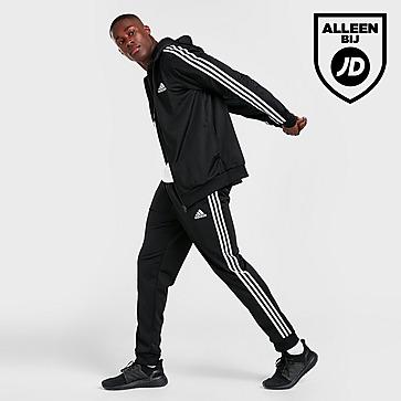 adidas Badge of Sport 3-Stripes Poly Trainingsbroek Heren