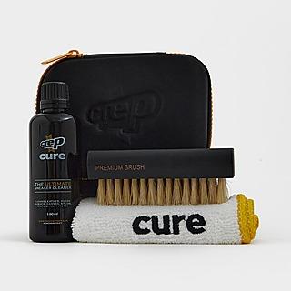 Crep Protect Kit de viagem e de limpeza Cure