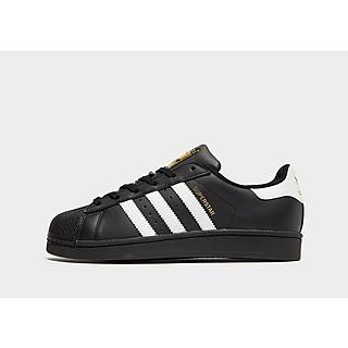 Preto Adidas Originals Sapatilhas Clássicas Corrida   JD
