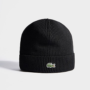 Lacoste Gorro Knitted Logo