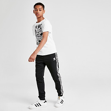 adidas Originals 3-Stripes Fleece Joggers para Júnior