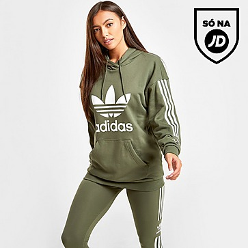 Oferta | Verde Adidas Originals Camisolas com Capuz Roupa