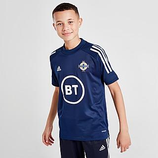 adidas T-shirt Northern Ireland Condivo 20 Training para Júnior
