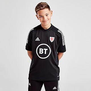 adidas T-shirt Wales Condivo 20 Training para Júnior