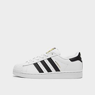 Branco Adidas Originals Calçado de Criança (Tamanhos 28 35