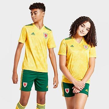 adidas T-shirt de Equipamento Alternativo Wales 2020 para Júnior