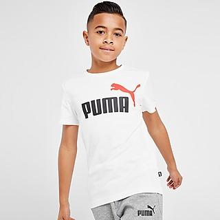 PUMA Essential Logo T-Shirt para Júnior