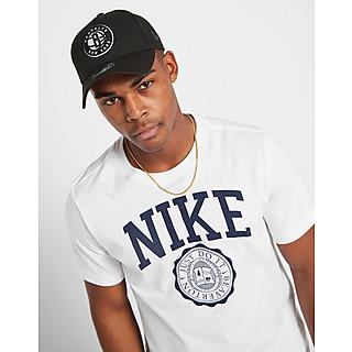 Camiseta Oakland Kappa Futebol Americano Masculina Preto