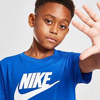 Nike Futura Logo T-Shirt para Criança