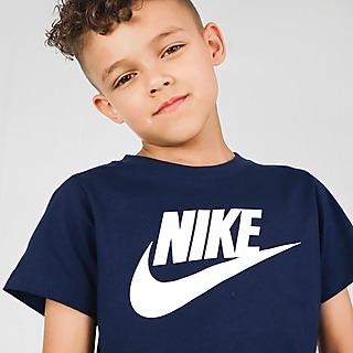 Nike T-Shirt Futura Logo para Criança