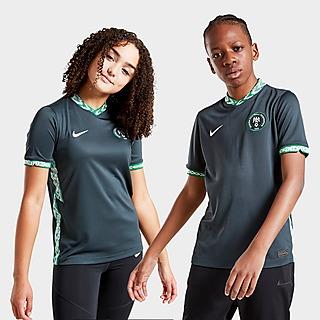 Nike Camisola Alternativa Nigeria 2020/21 para Júnior