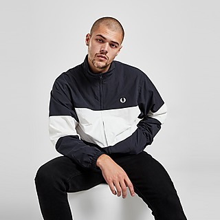 Fred Perry Casaco Chest Panel Shell