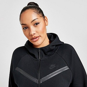 Nike Casaco com capuz Tech Fleece Plus Size