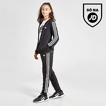 adidas Girls' Fato de Treino Badge of Sport Hooded para Júnior