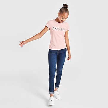 Calvin Klein Institutional Logo Slim T-Shirt