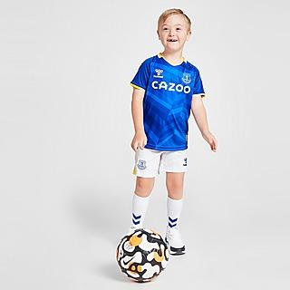Hummel Everton FC 2021/22 Home Kit Children