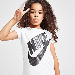 Nike T-Shirt Girls' Futura para Criança