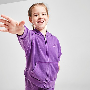 Nike Casaco com Capuz Girls' Washed para Criança