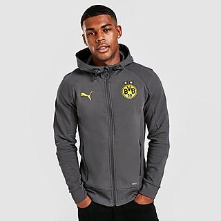 PUMA Casaco com Capuz Borussia Dortmund Travel