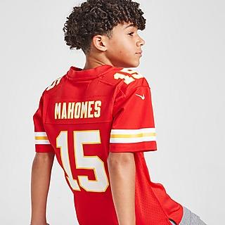 Nike Camisola NFL Kansas City Chiefs Mahomes #15 para Júnior