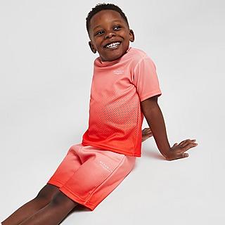 McKenzie Conjunto de T-shirt e calções Micro Josi Faded para Criança