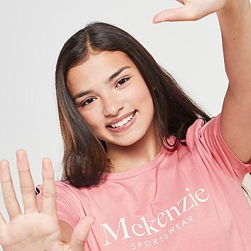 McKenzie Girls' Isla Tape Dress Junior