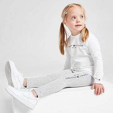 Tommy Hilfiger Girls' Essential Leggings Infant