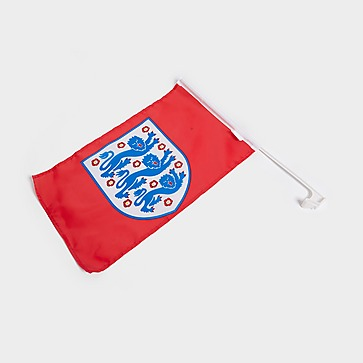 Official Team 2-Pack England Car Flags