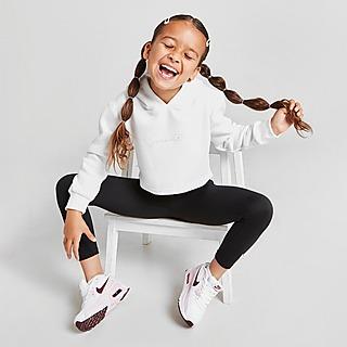 Sonneti Camisola com Capuz Girls' Mini Essential Cropped para Criança