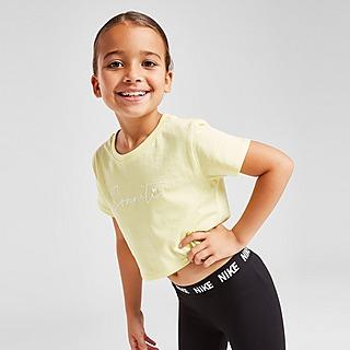 Sonneti T-Shirt Girls' Mini Essential Crop para Criança