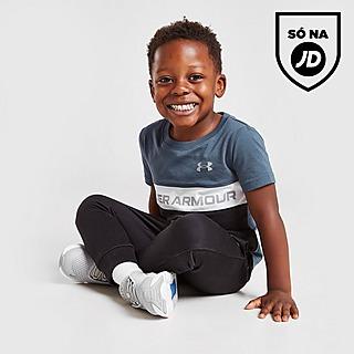Under Armour T-Shirt Logo para Bebé