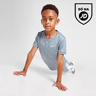 Nike T-Shirt Miler para Criança