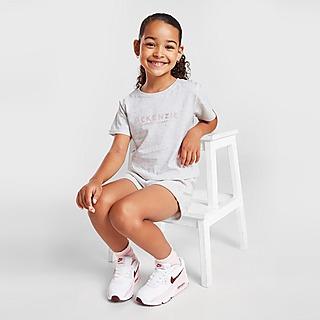 McKenzie Conjunto T-Shirt/Calções Girls' Mini Essential para Criança