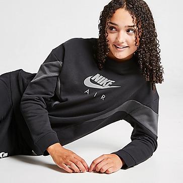 Nike Sweatshirt Girls' Air Boyfriend para Júnior