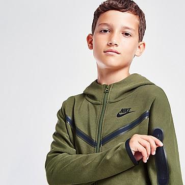 Nike Casaco com Capuz Tech Fleece para Júnior