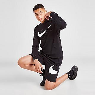 Nike Calções Swoosh Fleece para Júnior